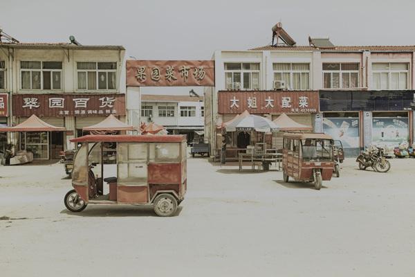 Robert Peek Fotography - China, from Nanjing to Suqian